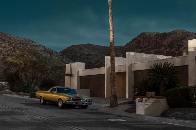 Camino 2477 - Midnight Modern by Tom Blachford