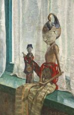 Wajang Doll by Paul Arntzenius