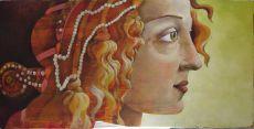 La bella Simonetta by Francis Kilian