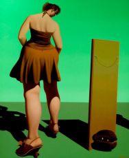 Het blote oog by Jan Bouman