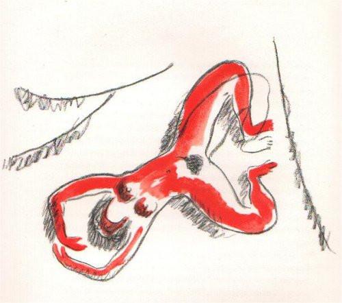 Les Lepreuses 5 by Kees van Dongen