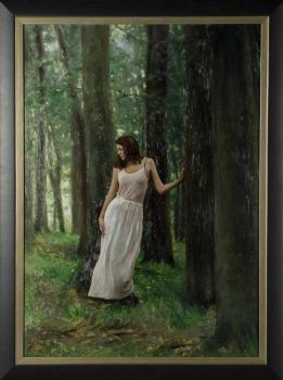 Into the woods by Robert Munning