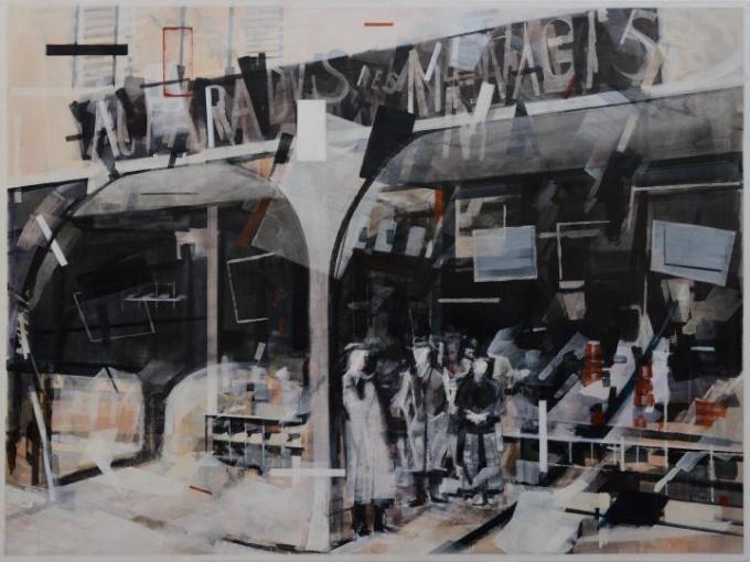 Au paradis des ménagères by Wessel Huisman