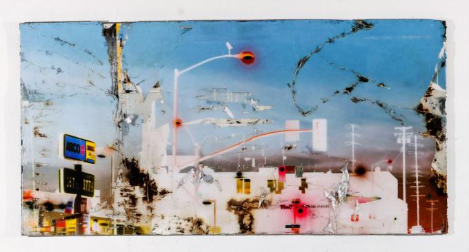 First we take Los Angeles by Bram Reijnders