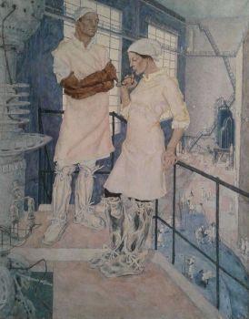 Physicians by Galina Gorodnicheva