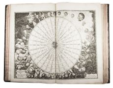 Most extensive edition of Hornius's historical atlas