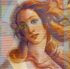 Venus - coral by Alea Pinar du Pre