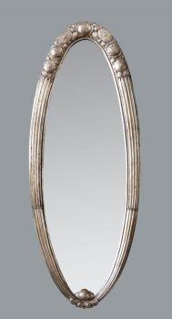 Oval mirror Süe et Mare by Louis Süe & André Mare