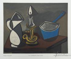 La casserole émaillée by Pablo Picasso