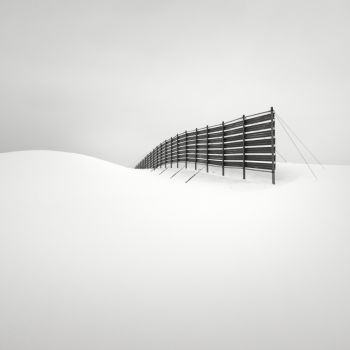 Snow Screen by Wilco Dragt