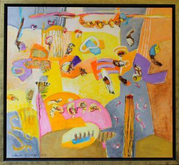 La vie Courante by Anneke Peereboom