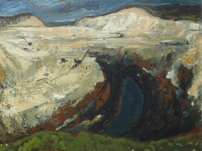 'Steengroeve' by Charles Eyck