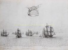 Vloot Johan Maurits van Nassau by Blaeu, Joan