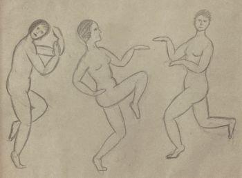Danseuses  by Loïs Hutton