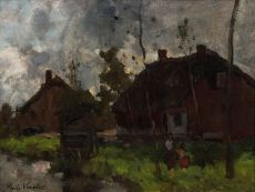 Farm by Floris Verster
