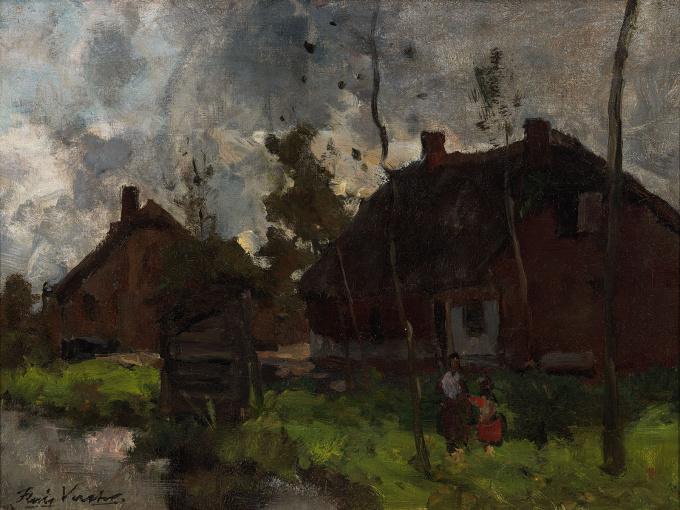 Farm by Floris Verster
