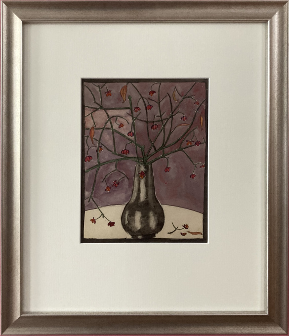 Fleurs by Loïs Hutton