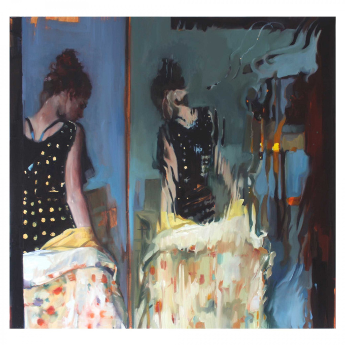 The bright spot by Eva de Visser