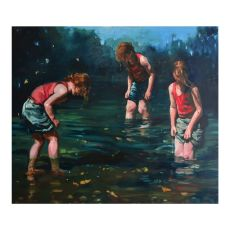 Bathers by Eva de Visser