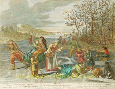 WINTER AMUSEMENTS IN HOLLAND  by Mariette, Jean