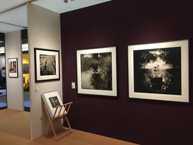 Fruits de Mer - image size 86 x 86 cm - edition 2/5  by Alex Timmermans