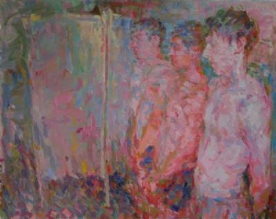 Line-up, in Flash  by Niels Smits van Burgst