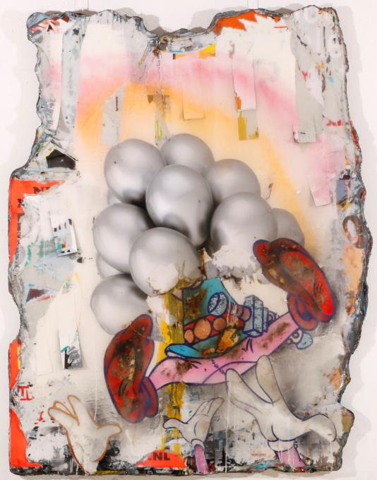 Fly me to Venus by Bram Reijnders