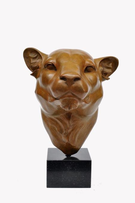 Luipaard Orion by Renée Marcus Janssen