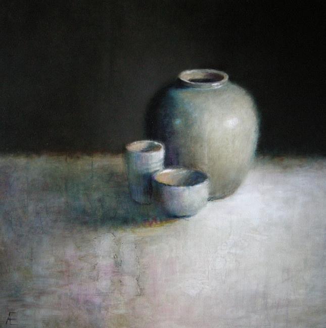 Vaas by Anneke Elhorst