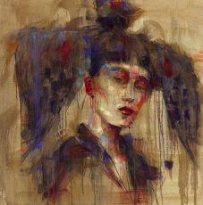 Geisha 14 by Mieke Robben