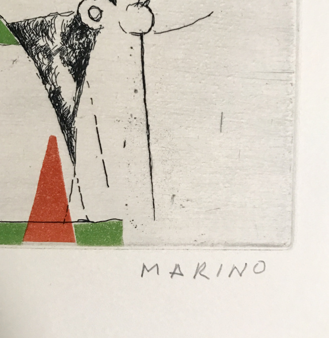 Untitled- II by Marino Marini