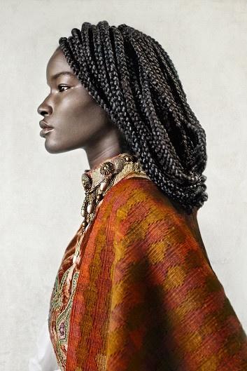 Diaspora - Penda by Dagmar van Weeghel