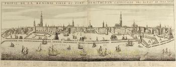 Amsterdam  by  Hugues Picart + Jean Boisseau
