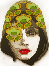 Meet my sweet 'flower power' sister by Mart de Brouwer