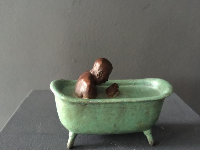 'Wash Heart' by Zhang Yong