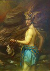 Perseo by Giovanni Tommasi Ferroni
