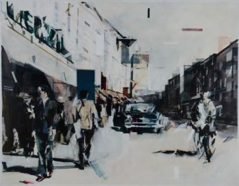 March 1963 on a Friday morning around eleven o'clock by Wessel Huisman