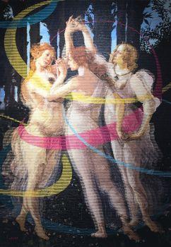 Three Graces by Alea Pinar du Pre