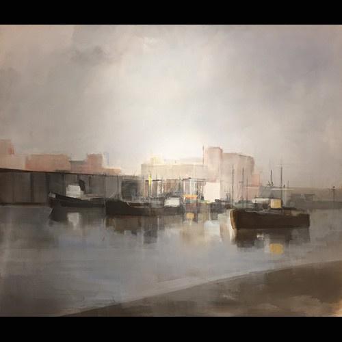 No Title / Harbor by Jef Van Campen