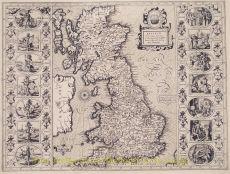 Great Britain  by  John Speed