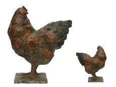 Dikke kip by Coba Koster