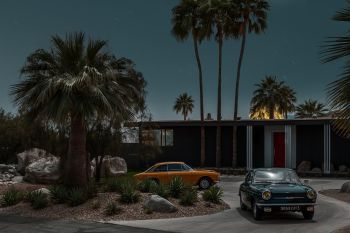 Bertone on Cielo - Midnight Modern by Tom Blachford