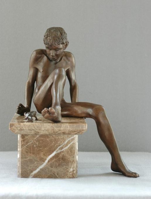 Bufo by Wim van der Kant