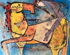 Caballo by Theo Mackaay