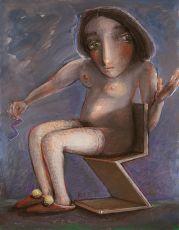 'Harde zit' by Peter van Poppel