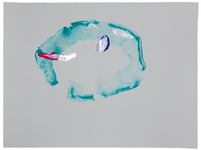 Serie Minéraux, Afghanite II by Mari Minato