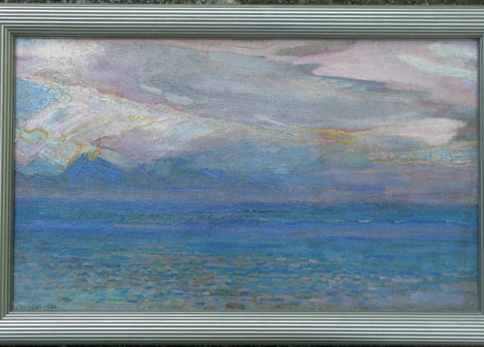 Polynesian sea by Herman Gouwe