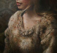 Meisje met Trui by Jolanda Gerrmann