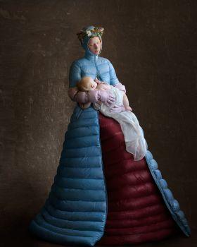 Valentino blue by Suzanne Jongmans