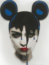 "Meet my lovely ""don't mess with the mouse"" sister by Mart de Brouwer"